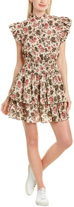 Rebecca Taylor Chouette Mini Dress