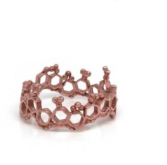 Apollo Ring Rose Gold