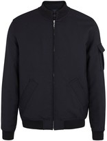 A.p.c. Mecano Black Wool Jacket