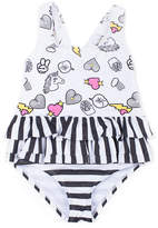Betsy Johnson Betsey Johnson Girls' One-Piece Swimsuit
