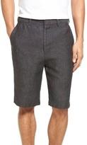 Vince Men's Relaxed Linen Shorts