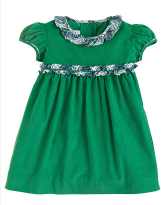 Little English Caroline Corduroy Dress, Size 12M-3T