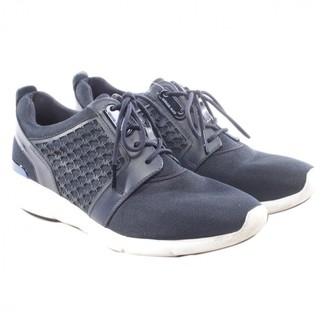 Michael Kors Blue Leather Flats
