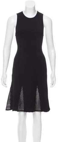 Derek Lam Sleeveless Ribbed Dress w/ Tags