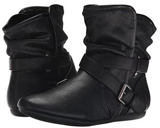 Report Edelo (Black) Women's Boots