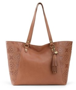 The Sak Collective Sienna Leather Shopper