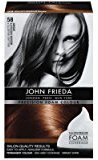 John Frieda Precision Foam Colour 5B Medium Choco. Brown (3 Pack)