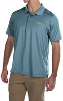 Columbia PFG Low Drag Omni-Wick® Polo Shirt - UPF 30+, Short Sleeve (For Men)