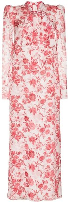 The Vampire's Wife Unconditional Floral Print Dress