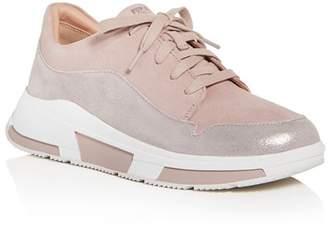 FitFlop Women's Freya Low-Top Sneakers