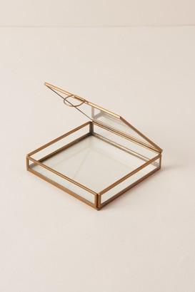 HomArt Small Brass Box