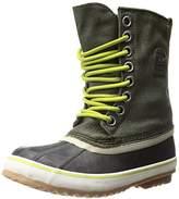 Sorel Women's 1964 Premium CVS Boot, Peatmoss/Black, 5 M US