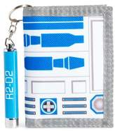 Star Wars R2-D2 Wallet & Logo Light Key Chain