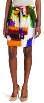 Cluny Women's Paper Bag Waist Skirt