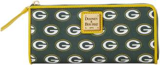 Dooney & Bourke NFL Packers Zip Clutch
