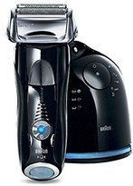 Braun Series 7 760cc-4 Electric Foil Shaver for Men with Clean & Charge Station, Electric Men's Razor, Razors, Shavers, Cordless Shaving System