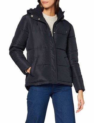 Dorothy Perkins Women's Short Hooded Padded Jacket