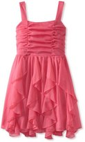 Ruby Rox Girls 7-16 Corksrew Dress