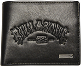 Billabong Boston Leather Wallet Black