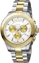 Roberto Cavalli RV1G014M0086 Two-Tone Watch