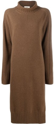 Barena Roll Neck Jumper Dress