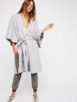 Free People Always Dreaming Wrap Vest