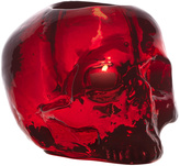 Kosta Boda Crystal Skull Votives