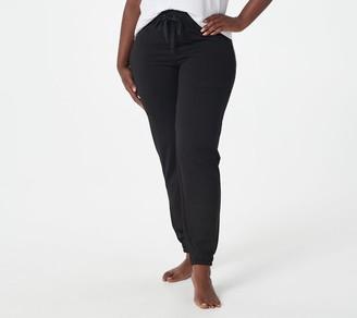 Cuddl Duds Comfortwear Petite_Length Jogger Pants