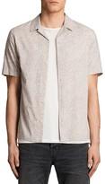 AllSaints Wasco Slim Fit Button-Down Shirt