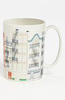 Kate Spade 'hopscotch Drive About Town - City' Mug