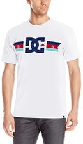 DC Men's Flagged Short Sleeve T-Shirt