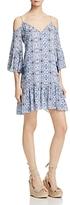 Cooper & Ella Mirella Cold Shoulder Dress