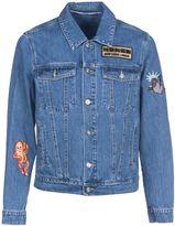 Kenzo Patched Denim Jacket