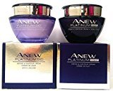 Avon Anew Platinum : Day Cream + Night Cream SET !