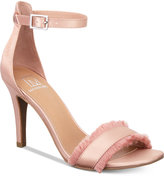 Material Girl Biance Two-Piece Sandals, Only at Macy's