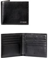 Hugo Boss Boss Ruben Eight Card Leather Wallet, Black