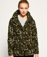 Superdry Rookie Tall Collar Parka