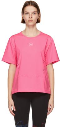 adidas by Stella McCartney Pink TruePurpose Yoga Sport Top