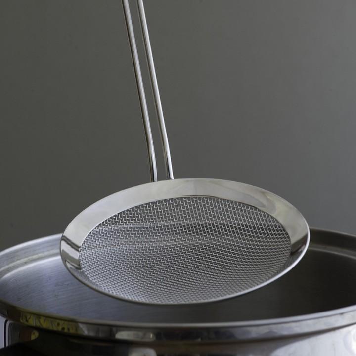 Rosle Stainless-Steel Mesh Skimmer