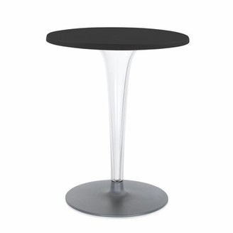 Kartell Top Top Bistro Table Table Top Color: Black