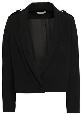 BA&SH Tali Cropped Twill Jacket