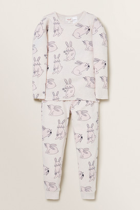 Seed Heritage Bunny Long Sleeve Pyjamas