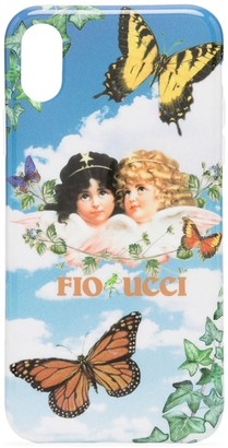 Fiorucci angels iPhone X/XS case