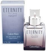 Calvin Klein Eternity Night For Men EDT Spray 50ml Duo