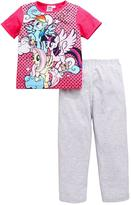 My Little Pony Girls Short Sleeve Pyjamas
