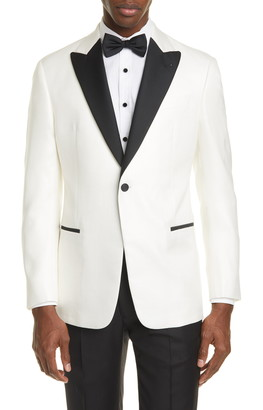 Emporio Armani Trim Fit Dinner Jacket
