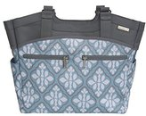 JJ Cole Camber Diaper Bag, Blue Iris by
