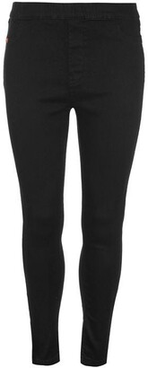 Lee Cooper Jean Jeggings Ladies