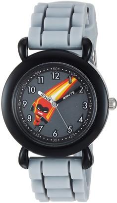 Disney Boys Incredibles 2 Analog-Quartz Watch with Silicone Strap