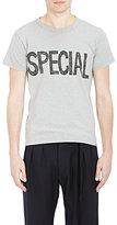 """Visvim Men's """"Special"""" T-Shirt-LIGHT GREY"""
